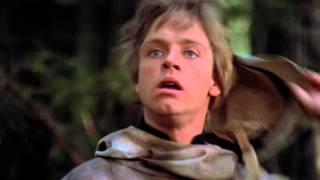 Luke Skywalker Lightsaber Reel
