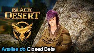 Black Desert - Analise do Closed Beta