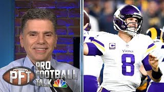 Early NFC Playoff Picks | Pro Football Talk | NBC Sports