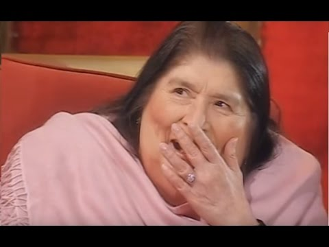Emotiva sorpresa para Mercedes Sosa - Susana Giménez