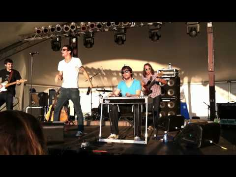 The Revivalists - Not Turn Away - Gretna Fest 2012