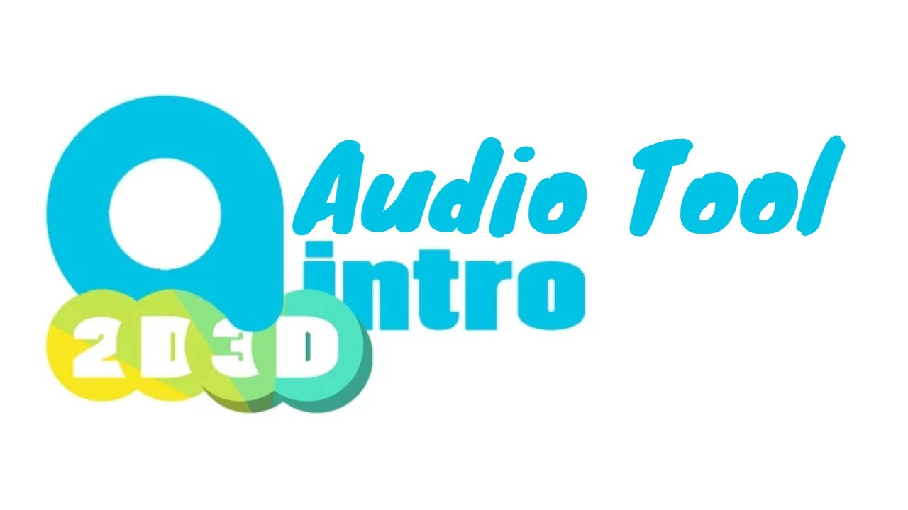 2D3D Audiotool