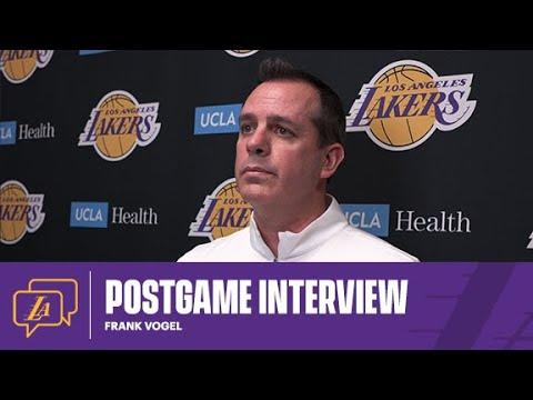 Lakers Postgame: Frank Vogel (2/22/21)