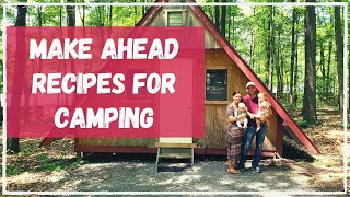 5 Favorite CAMPING Recipes | Family Camping Trip