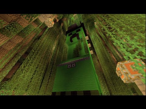 Minecraft Xbox - Mutated Creeper - Kryptic Kingdom - Part 4 - Smashpipe Games