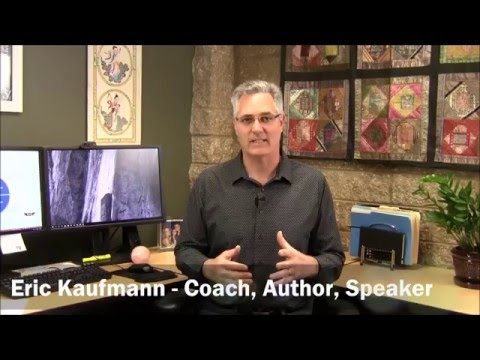How to Stop Being an Angry Leader - Eric Kaufmann