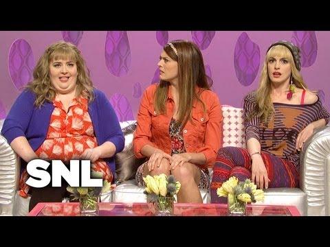 Girlfriends Talk Show: Kyra's New Best Friend - SNL