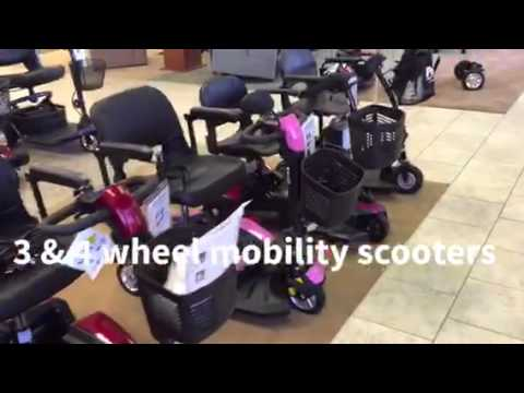 Electric mobility scooters nashville tennessee