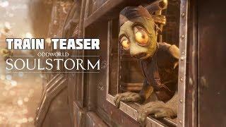 Oddworld: Soulstorm - a Glimpse of a Cinematic from Unity GDC Keynote 2019