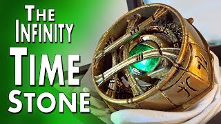 The Infinity Stones: Making The Time Stone - Agamotto