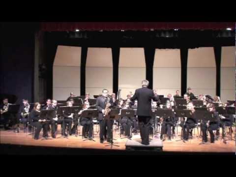 Karel Husa Saxophone Concerto Mvt II.mov