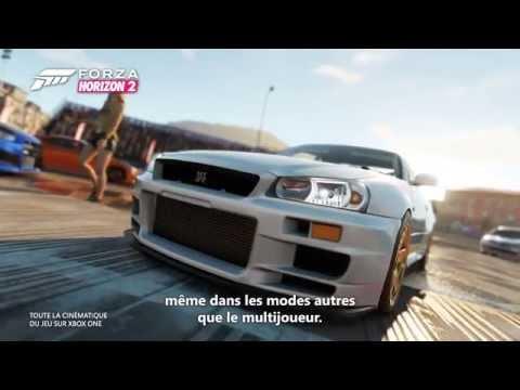 Forza Horizon 2: La conduite communautaire - YouTube