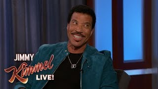 Lionel Richie on Turning 70, Prince & We Are the World
