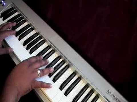 Falling In Love With Jesus - Kirk Whalum - Piano Tutorial