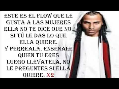 Arcangel - Este Es El Flow (Letra)