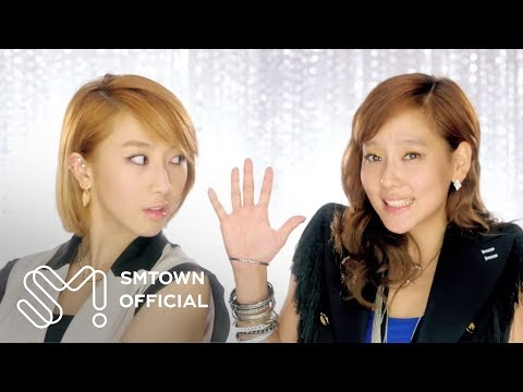 The Grace - DANA&SUNDAY 천상지희 다나&선데이 '나 좀 봐줘' MV