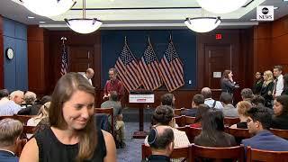 Jon Stewart, 9/11 first responders, members of Congress discuss passage of 9/11 funding bill