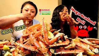 Seafood Boil with Shekinah Jo from Love and Hip Hop Atlanta