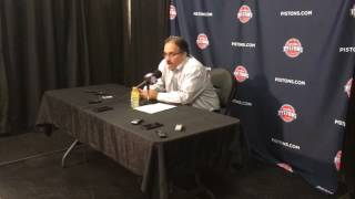 SVG reacts to Pistons' comeback win over Hornets