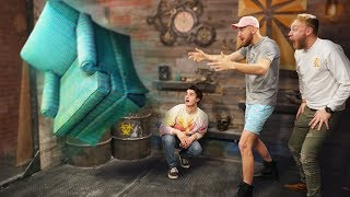 Furniture FLIP Challenge! (ft. Team Edge)