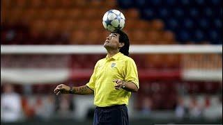 Old Diego Maradona Has More Skills Than Today's