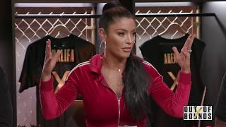 MIA KHALIFA GETS CONFRONTED BY EVA MARIE ABOUT WWE & IT'S PHYSICALITY