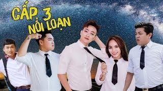 Phim Hài 2018 Cấp 3 Nổi Loạn - Wendy Thảo, Ti Ti (HKT), Xuân Nghị, Duy Phước, Thanh Tân, Trương Nghi