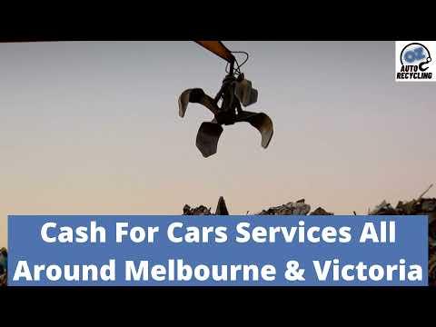 OZ Auto Recycling – Cash For Cars Melbourne