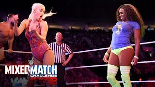 Bollywood dance proposals, dance ambushes and all the action from this week's WWE MMC