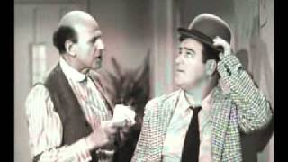 Abbott & Costello - 2 Classic Bits... $28 and Loafing