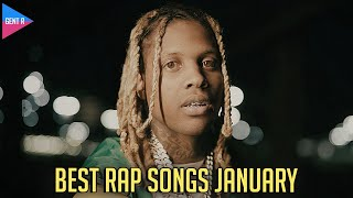 TOP 100 RAP SONGS OF JANUARY 2021