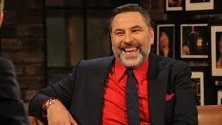 David Walliams on Simon Cowell's 'plastic surgery'   The Late Late Show   RTÉ One