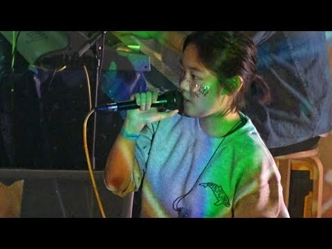Superorganism - Everybody Wants To Be Famous, Sugarfactory 20-02-2018