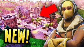NEW FORTNITE MAP Gameplay - New Cities & More!