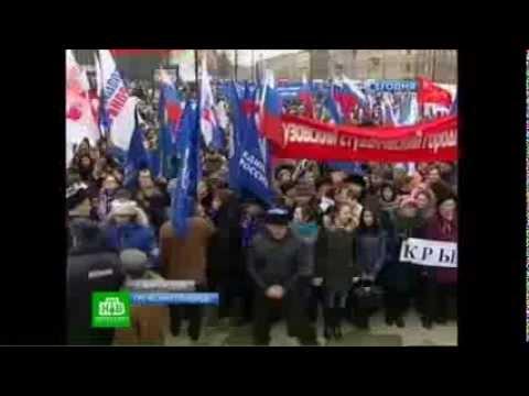 ПОСЛЕДНИЕ НОВОСТИ Россияне против войск РФ в Крыму