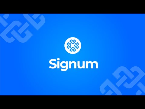 Signum. Smart. Secure. Sustainable.