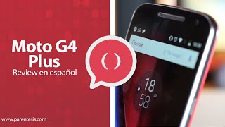 Video Motorola Moto G4 Plus Dual 9oS5t_6MSg0