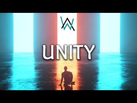Alan Walker ‒ Unity (Lyrics)