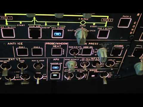 Flying A320 full flight cockpit video (PART 1)