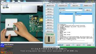 SOP8 socket and clip introduce for ZIF programmer such as