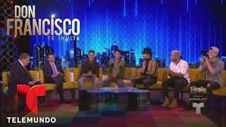 CNCO y Cesar Conde hablan de Telemundo Center | Don Francisco Te Invita | Entretenimiento
