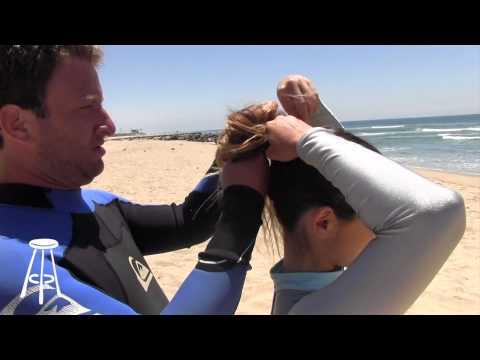 El Pres vs Anastasia Ashley - Surf Style