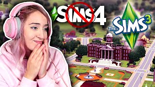 The Sims 3 is the best game ever made