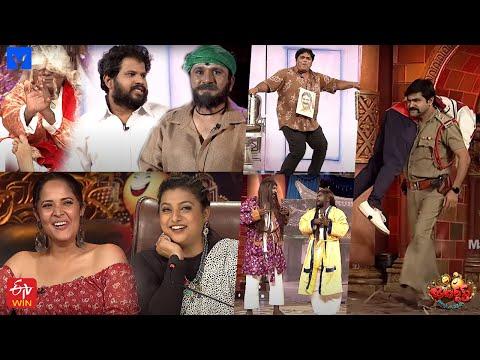 Jabardasth latest promo ft Hyper Aadi, Anasuya, Narappa team, telecasts on August 19