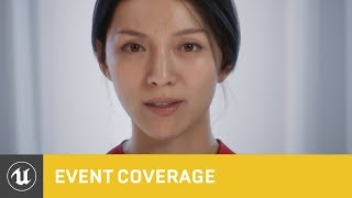 Unreal Engine - Siren Real-Time Performance