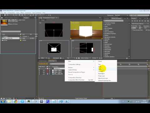 Video mapping tutorial 2