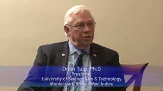 Prof. Orien Tulp - President of USAT