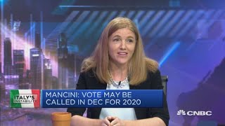 Volatility and Italian politics go 'hand in hand': Control Risks | Street Signs Asia