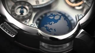 Часы Greubel Forsey за 300000 €