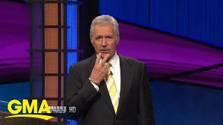 Our favorite Alex Trebek moments from 'Jeopardy!'